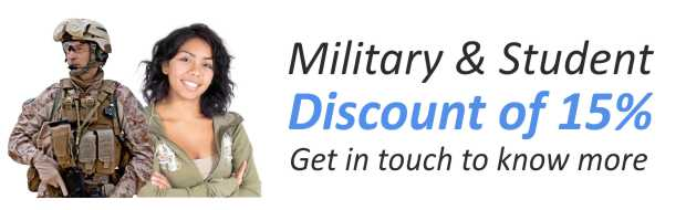 Student and Soldier Discount on Tattoo & Hair Removal in Plymouth