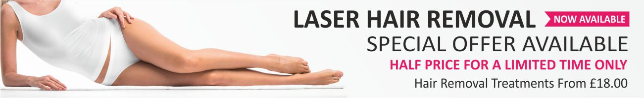 Laser Hair Removal in Plymouth, South Devon